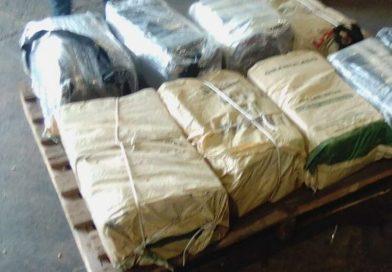 ESPAÑA: Ocupan 250 kilos cocaína en contenedor procedente de la República Dominicana