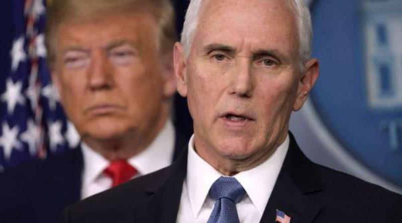 Trump sustituido por Pence en una reunión y suspende sus actos de campaña