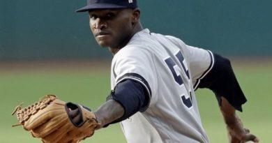 Dominicano Domingo Germán vuelve a impulsar victoria de los Yankees