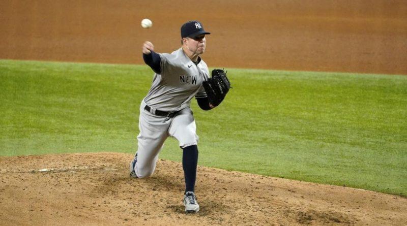 MLB. Corey Kluber tira un juego sin hit ni carrera con los Yankees