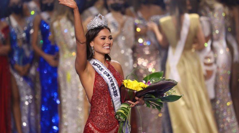 Concursante de México gana Miss Universo