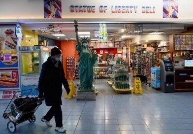 Las tiendas de comestibles en EEUU podría sufrir escasez de suministro